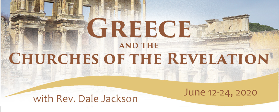 Greece and the Churches of the Revelation at Riverside Presbyterian Church in Riverside IL